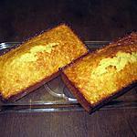 recette Petits cakes au citron. + carte de chats en 3D faite par mamounette.
