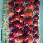 recette fraisier très facile à préparer