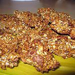 recette Céréales croquantes