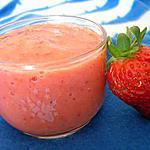 recette BAMANFRAIS ou Smoothie aux fruits frais