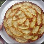 recette Gateau aux pommes & miel
