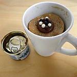 recette Mug cake à la crème de marrons