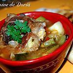 recette Soupe orientale