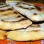 recette Cheese Naans