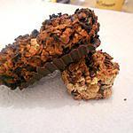 recette Barres de céréales maison aux flocons d'avoine