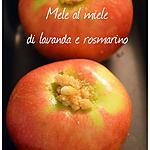 recette Pommes au four à le miel de lavande et romarin