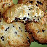 recette Cookies à la noix de coco et aux pépites de chocolat