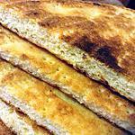 recette Galettes Algerienne à la levure (kessra ftir à la levure )