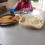 recette gateau breton façon crumble de mirabelle 54
