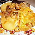 recette Marga Choux Et Fêve (Ragout) à L'Algérienne