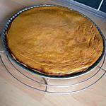 Tarte au potiron (pumpkin pie)