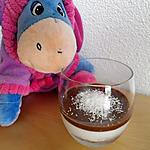 recette Panna cotta coco et toblerone