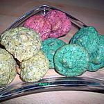 recette Amaretti à la poudre de noisette