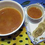 recette Soupe au Massalé.