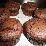 recette Muffins tout chocolat