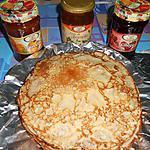 recette CREPES  DU  PETIT  DEJEUNER (recette de crèpes de Délices et S aveurs)