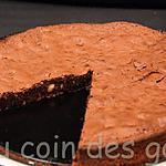 recette Fondant au Chocolat / Noisettes torréfiées