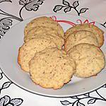 recette Petits biscuits à l'amande