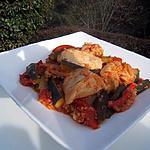 recette Poulet au quinoa
