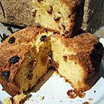 recette Gâteau façon panettone