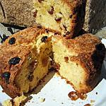 Gâteau façon panettone