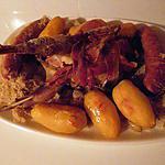 recette Faisan au chou