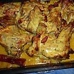 recette Avant de lapin lard et moutarde