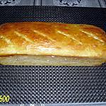 recette pain de mie brioché