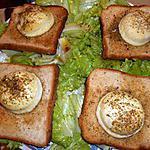 recette Batavia aux crottins de chavignol