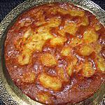 recette Gâteau aux poires  rapide