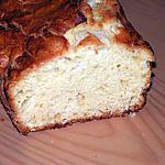 recette Cake poire et gingembre