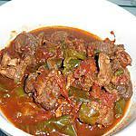 recette goulasch de veau à la hongroise