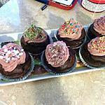 recette Petit cupcake en folie
