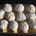 recette Biscuits rapide saveur citron