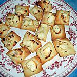 recette Petits feuilletés au boursin