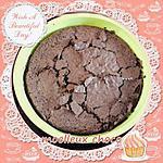 recette moelleux  mousseux et craquelé dessus!