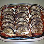 recette Lasagnes aux aubergines, mozzarella et sauce tomate