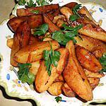 recette Pommes fondantes