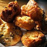 recette Muffins noix-gorgonzola