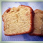 recette cake amande fleur d'oranger
