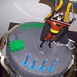recette gâteau batman 2