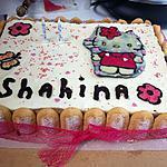 recette gâteau hello kitty