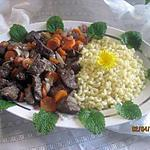 recette Boeuf carottes.au WOK.