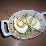 recette Salade de maïs & thon