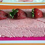 recette terrine aux fraises