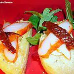 recette nonnette d'écrasée de pommes de terre & haddock