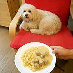 recette BOULETTES DE VEAU A LA TOSCANE (Recette piquée à Italmo)