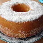 recette Bolo Humido de Coco (Gâteau Coco Moelleux)