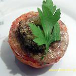 recette mes tomates farcies