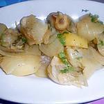 recette FINOCCHI   BRASATI  (FENOUIL  BRAISE)